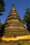 Chedi Luang, Chiang Saen